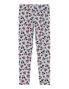 MŠdchen Leggings mit Minnie Mouse Allover-Print