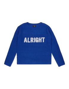 MŠdchen Pullover mit Stickerei