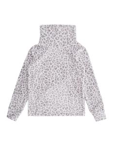 MŠdchen Sweatshirt mit Tube Collar