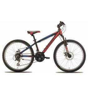 Montana Fahrräder Mountainbike »24´´ SPIDY«, 21 Gang Shimano Acera M360 Schaltwerk, Kettenschaltung