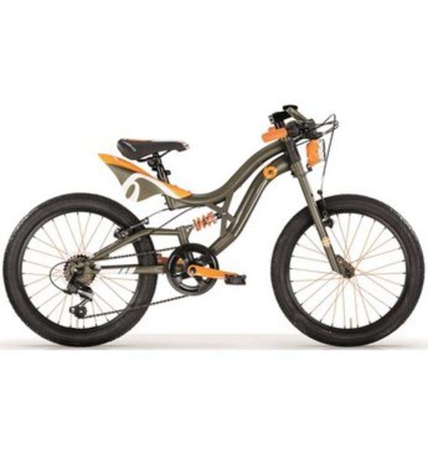 MBM Mountainbike »JUMP«, 6 Gang Shimano ty21 Schaltwerk, Kettenschaltung