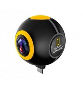 National Geographic Actioncam »HD 1024P 720° Android Action Camera Spy«
