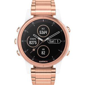"Garmin Damen Smartwatch fenix® 5S Plus Sapphire ""010-01987-11"""