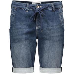 Mac Damen Sweat Denim-Shorts, Loose Fit