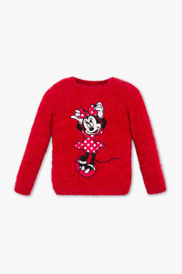 Minnie Maus - Pullover - Glanz Effekt