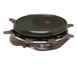 TEFAL®-Raclette mit Grillplatte für 8 Personen