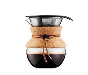 BODUM® Pour Over mit Kork-Manschette 0,5 L