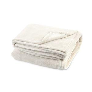 Decke, L:150cm x B:200cm, weiß