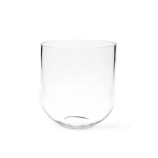 Windlicht Glasvase, D:16cm x H:18cm