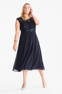 Yessica         Kleid - festlich - Glanz Effekt