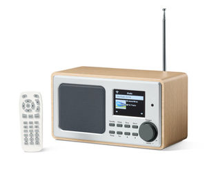 WLAN-Internetradio mit Farbdisplay