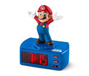 Wecker »Super Mario«