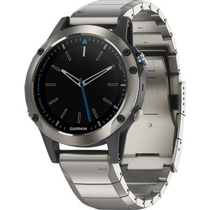 Garmin Smartwatch Quatix 5 Saphir 40-31-7355