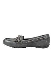 Leather Moc Slipper