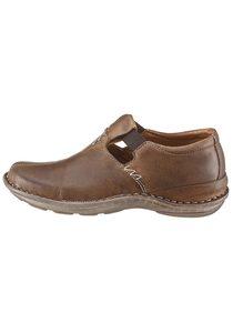Fettleder-Schuh