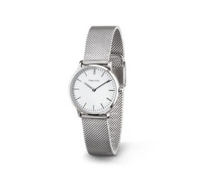 Damenuhr mit Milanaise-Armband
