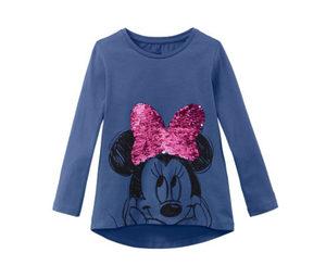 Langarmshirt »Disney« mit Wendepailletten