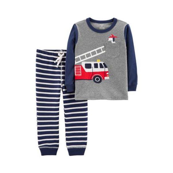 CARTER´S   2-tlg. Set Sweatshirt und Jogginghose Feuerwehr