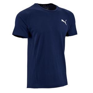 T-Shirt 2.500 Pilates sanfte Gymnastik Herren blau