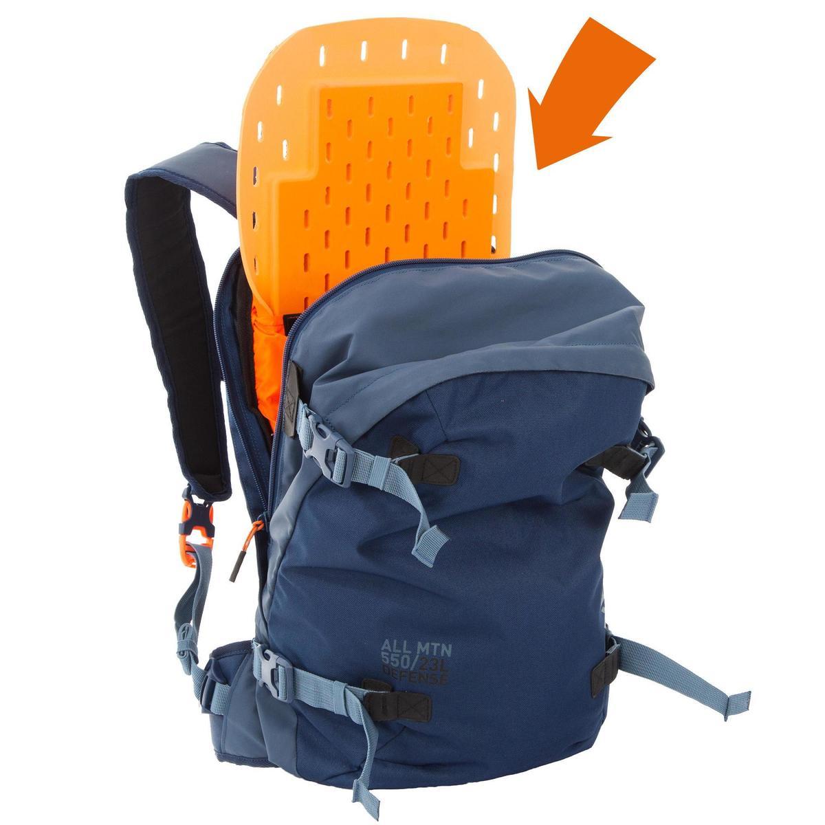 Bild 4 von Skirucksack Free Ride FS 500 blau