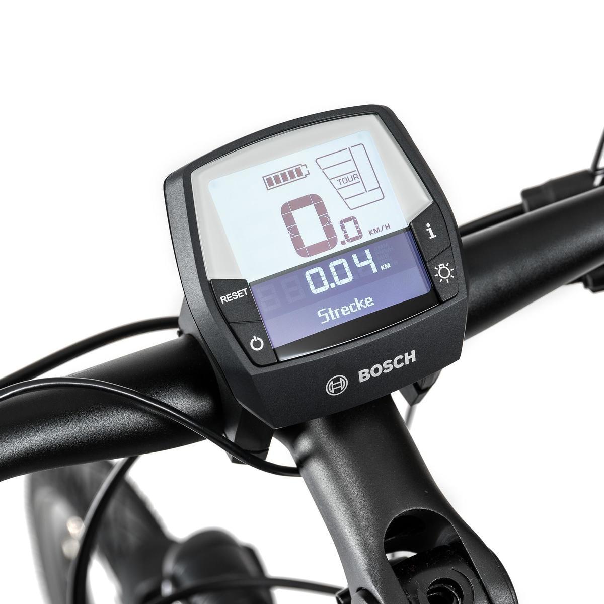 Bild 4 von E-Bike 28 Trekkingrad Riverside 500 Herren Performance Line 400Wh grün