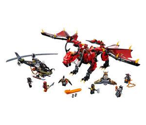 LEGO®  NINJAGO®: Mutter der Drachen