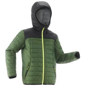 Wattierte Jacke MH500 Kinder khaki