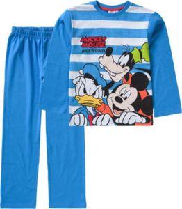 Disney Mickey Mouse & friends Schlafanzug Gr. 128 Jungen Kinder