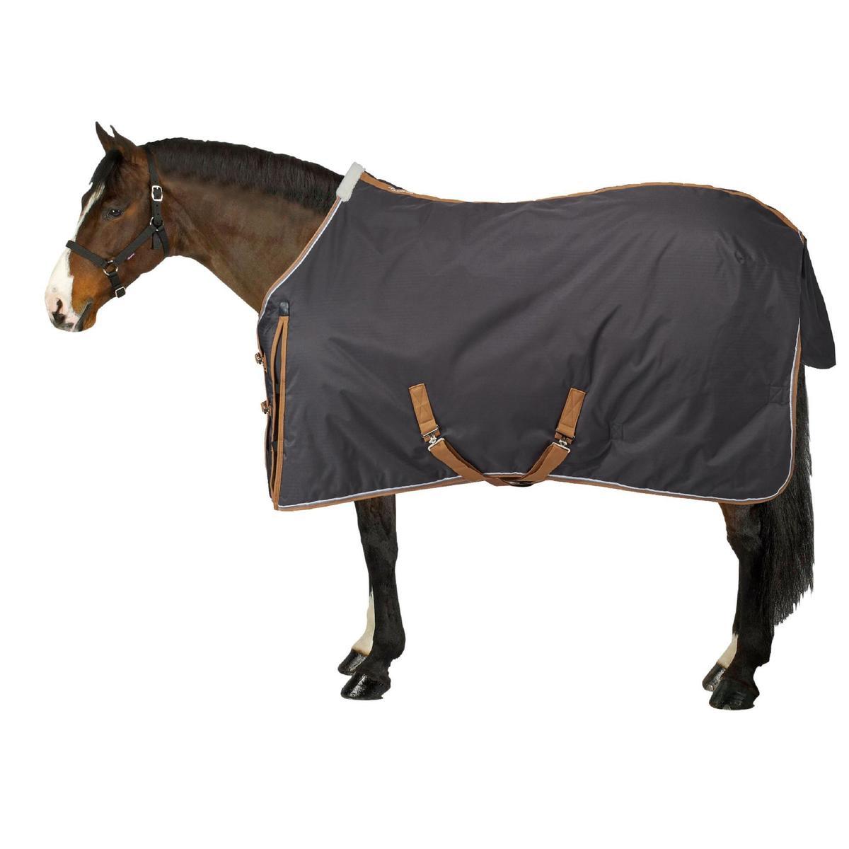 Bild 1 von Stalldecke Indoor 200 Pony/Pferd dunkelgrau