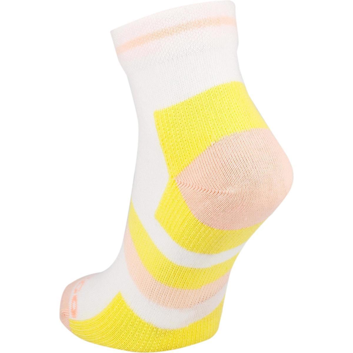 Bild 3 von Tennissocken RS 160 Mid Kinder 3er Pack rosa/gelb