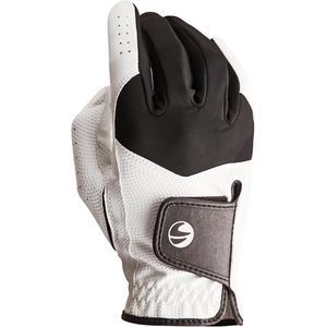 Golfhandschuh 100 Linkshand (für die rechte Hand) Damen weiß