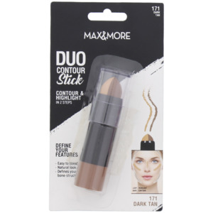 Max & More Duo Contour Stick