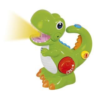 Chicco T-Rex Rekorder + Taschenlampe