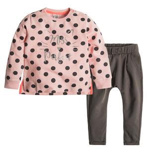 Baby Set Sweatshirt und Hose für Mädchen