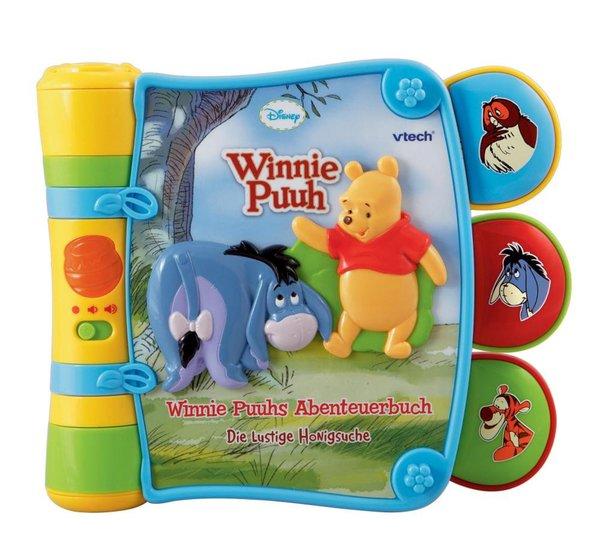 Vtech Winnie Poohs Abenteuerbuch