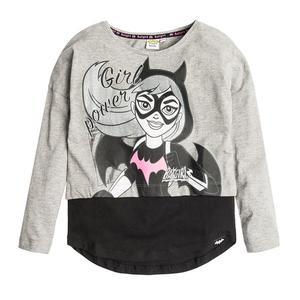 Langarmshirt Batgirl