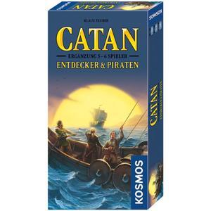 KOSMOS CATAN Entdecker & Piraten 5-6 Spieler