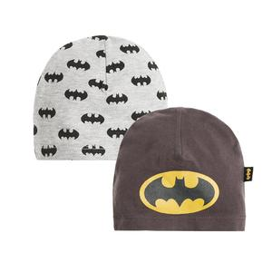 Baby Mütze 2er Pack Batman