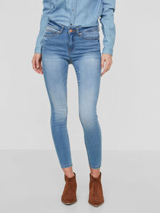 LUCY NW ANKLE SKINNY FIT JEANS