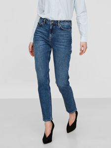 ANNA NW ANKLE STRAIGHT FIT JEANS