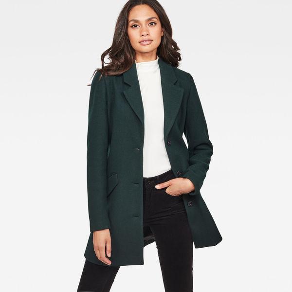 Minor SB Wool Coat