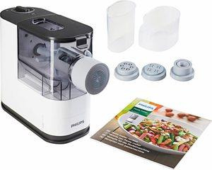 Philips Nudelmaschine »HR2333/12 Viva Collection Pastamaker«, inkl. 4 Formscheiben