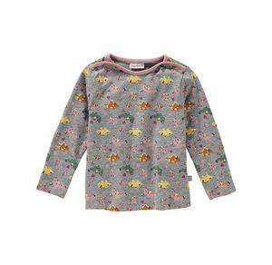 Liegelind Baby-Mädchen-Shirt mit hübschem Dino-Muster