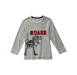 Kids Jungen-Shirt mit Wendepailletten