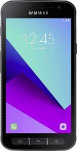 Samsung Galaxy Xcover 4 Outdoor Smartphone 16 GB 12.7 cm (5 Zoll) 13 Mio. Pixel Android™ 7.0 Nougat Schwarz
