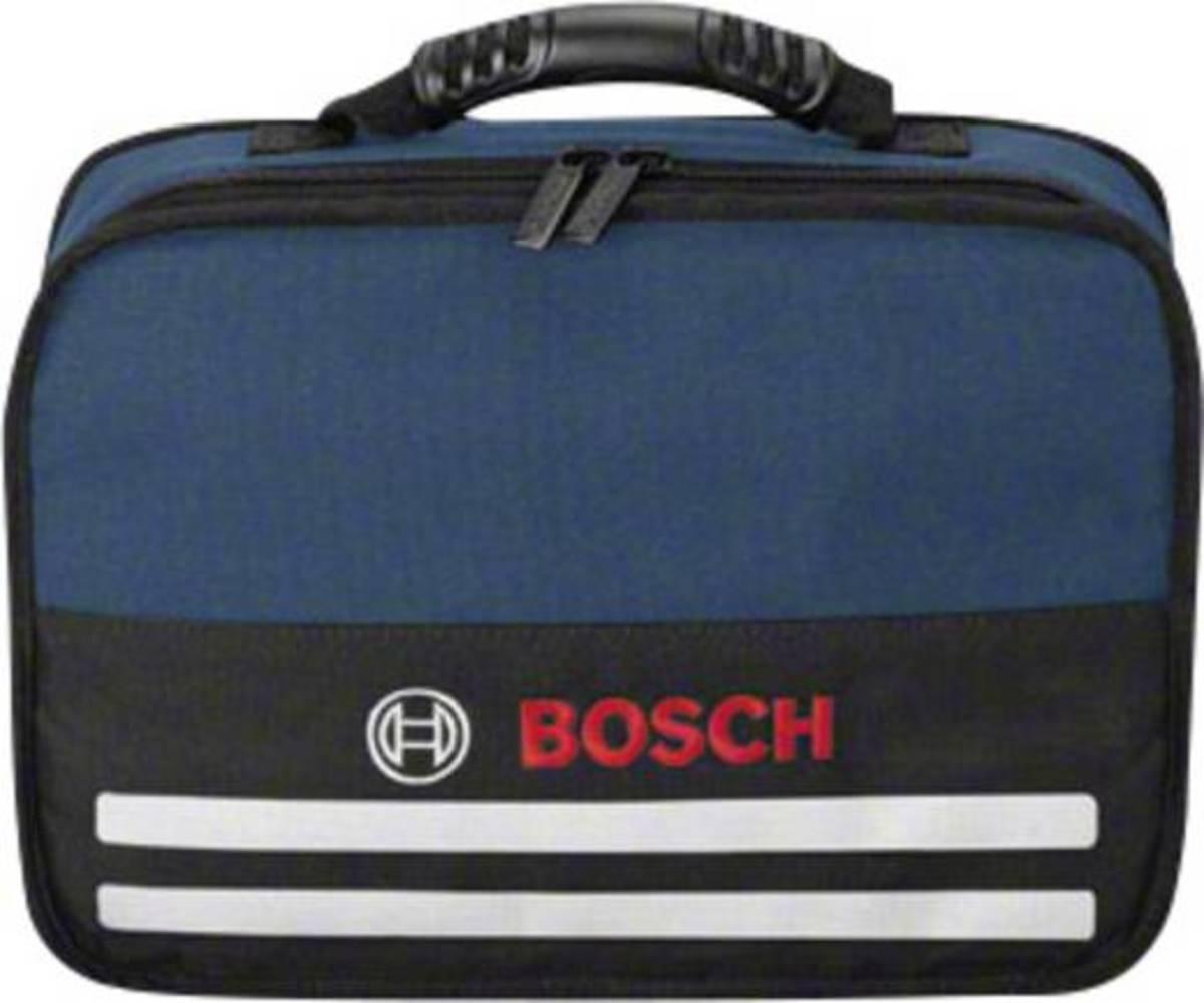Bild 2 von Bosch Professional GSR12V-15 Akku-Bohrschrauber 12 V 1.5 Ah Li-Ion inkl. 2. Akku, inkl. Zubehör, inkl. Tasche