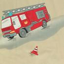 Bild 3 von Kleinkind Bettwäsche Feuerwehr 100x135cm