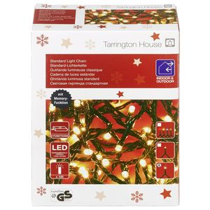 Tarrington House Mini 100 LED-Lichterkette