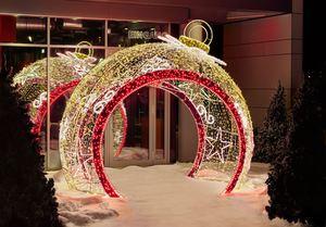Tarrington House Riesen-Weihnachtskugel