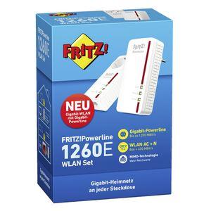 Avm Fritz! Powerline 1260E Wlan Set